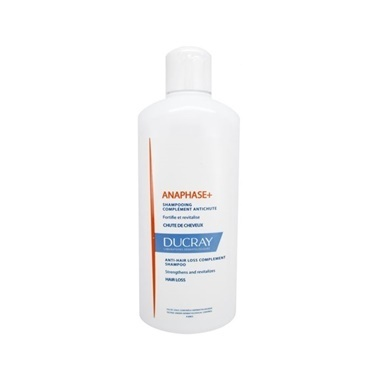 Ducray Anaphase Cream Shampoo 400ml Renksiz